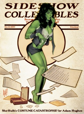 she hulk – sideshow collections
