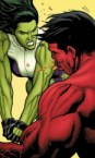 she hulk slams the red hulk