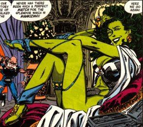 she hulk splendor