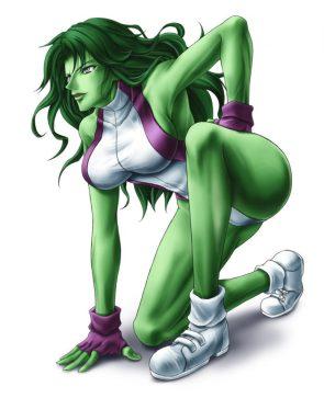 she hulk takes a knee