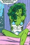 she hulk voodoo and zombies