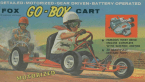 GO-BOY CART