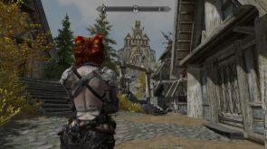 skyrim remaster screenshoots