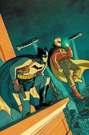 Batman and Green Lantern (44 variant)