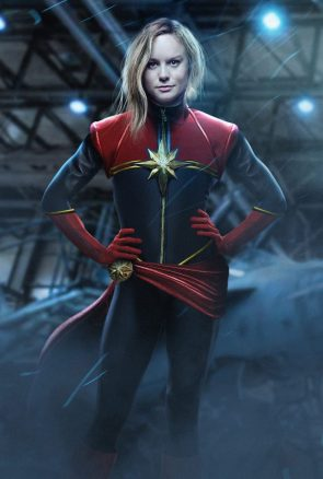 Brie Larson to play Carol Danvers