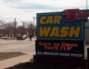 Cars so clean you'll FLIP