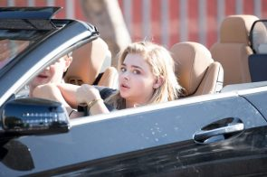 Chloe Moretz is shocked you see her