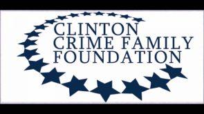 Clinton Crime Family Foundation