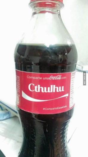 Cthulhu Coke