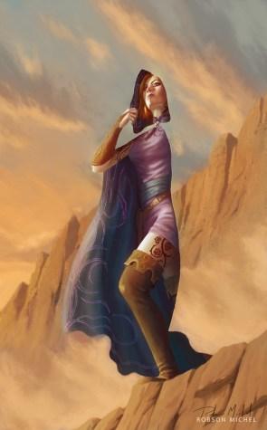 desert cloak