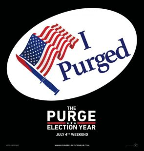 I purged