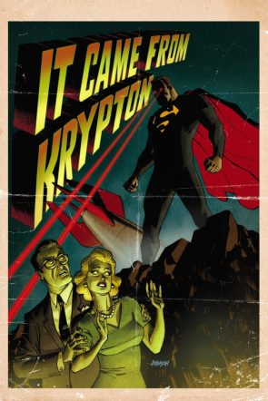 It Came From Krypton (45 variant)