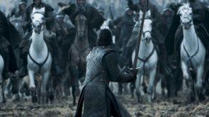 Jon Snow vs Calvery