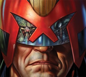 Judge Dredd vs Predator vs Alien