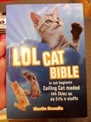 LOL Cat Bible