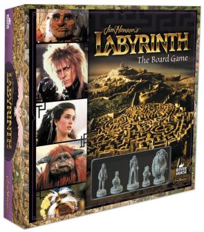 Labrynth – the board game