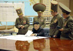 NK Military Men
