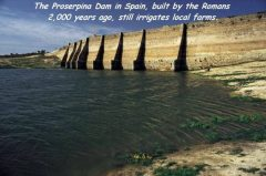 Proserpina Dam