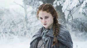Sansa Stark is ready to Rumble