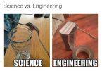Science vs Engineering