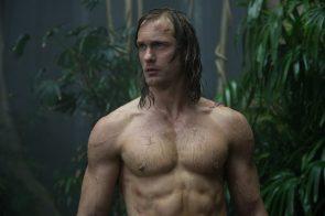 Tarzan lookin hawt