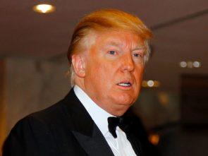 Trump is Orange