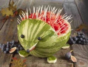 Watermellon Hedgehog