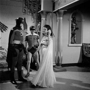 Ziv a Rodann as Queen Nefertiti…Let's Dance