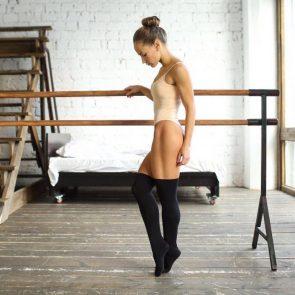 epic legs of a dancer