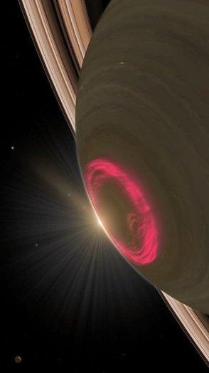 Aurora on Jupiter
