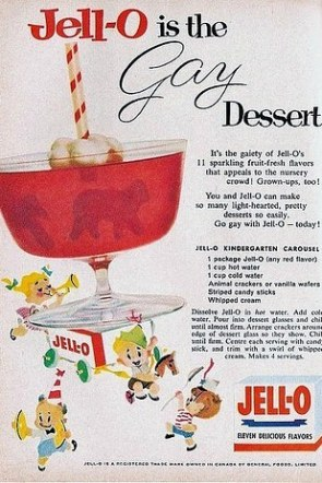Gay Dessert