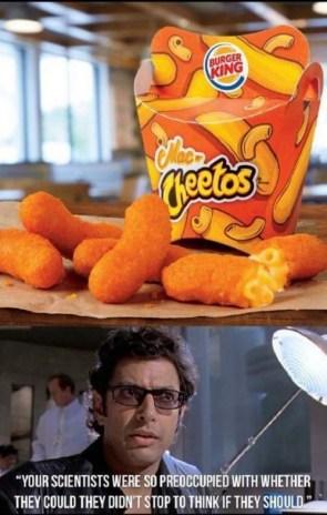 Mac and Cheetos: A Rebuttal
