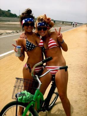 American Bikini Bikers