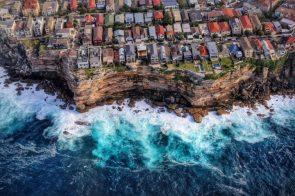 Bondi from above Photo by Rune Svendsen
