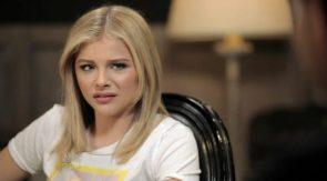 Chloe is disgusted