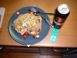 College Breakfast