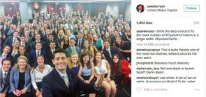 Diversity on Ryan's staff