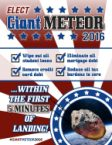 Elect Giant Meteor