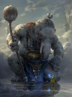 Elephant God