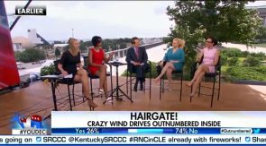 Fox News Coverage is Leggy