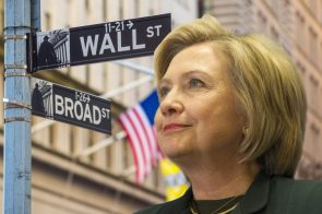 Hillary and Wall Street