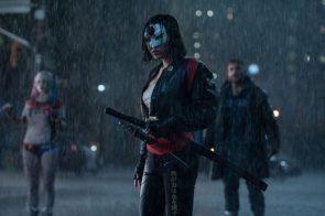 Katanna In the Rain