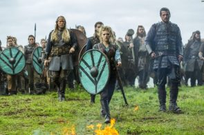 Lagertha With Shield