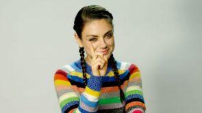 Mila Kunis Glamour US Magazine