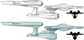 New Enterprise comparison – rough mock-up only