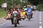 Overloaded Motorcycles