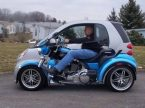 Smart Motorcycle Car