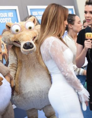 Squirell wants Jennifer Lopez