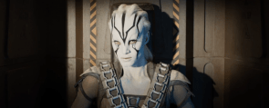 Star Trek Beyond Alien Girl Wallpaper