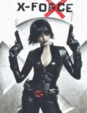 Tatiana DeKhtyar as Domino in GEEK FANTASY Magazine